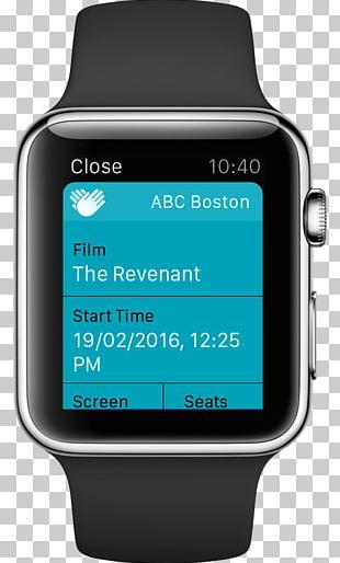 Apple Watch Series 3 Smartwatch PNG