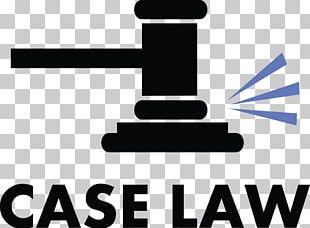 Case Law Legal Case Lawyer Court PNG