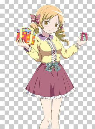 Mami Tomoe Homura Akemi Madoka Kaname Sayaka Miki Anime PNG