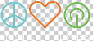 Peace Symbols Pacifism Sticker PNG