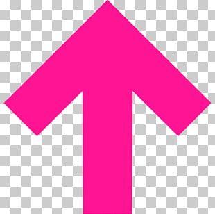 Magenta Purple Violet Triangle Logo PNG