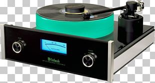 McIntosh Laboratory Audio Phonograph Turntable High Fidelity PNG