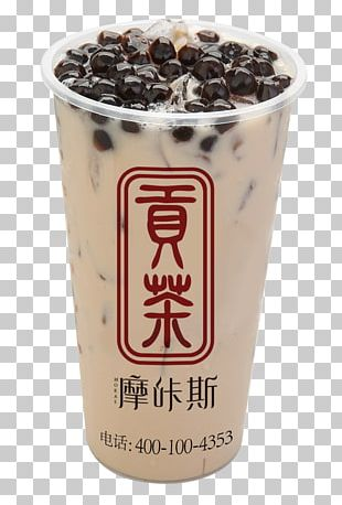 Bubble Tea Coffee Milkshake PNG