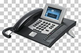 Auerswald COMfortel 2600 IP Business Telephone System PNG