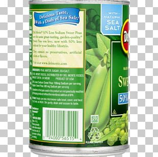 Tin Can Pea Fresh Del Monte Produce Del Monte Foods Canning PNG