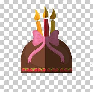 Birthday Cake Chocolate Cake Gelatin Dessert Milk Shortcake PNG