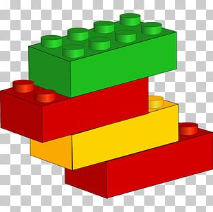 Lego Duplo Toy Block PNG