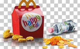 Happy Meal Junk Food McDonald's Menu Restaurant PNG