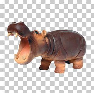 Hippopotamus Toy Elephant Child Animal PNG