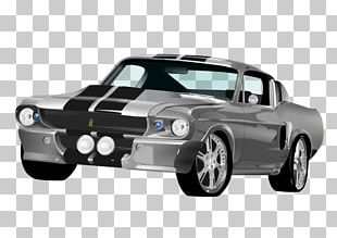 Ford Mustang Shelby Mustang Car Ford Motor Company PNG