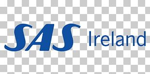 Logo Scandinavian Airlines Ireland Brand PNG