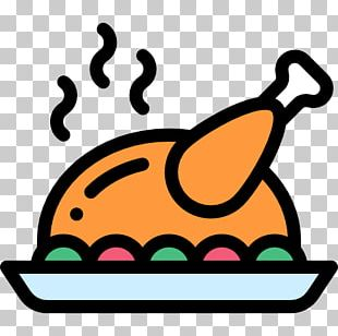 Barbecue Chicken As Food Computer Icons PNG