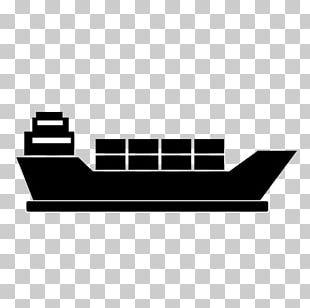 Cargo Ship Watercraft PNG