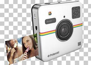 Polaroid Socialmatic Instant Camera Polaroid Corporation PNG