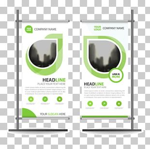 Text Display Advertising Poster PNG