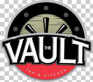 The Vault Tap & Kitchen Restaurant Sport Logo Bar PNG