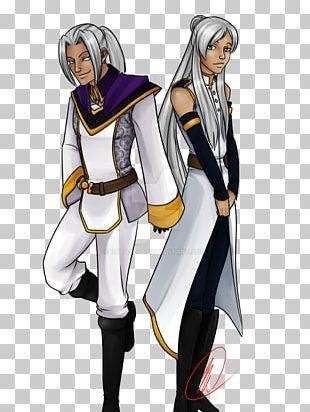 Costume Design Mangaka Uniform PNG