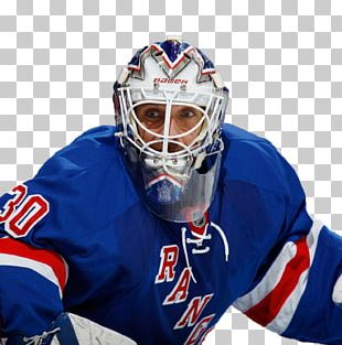 Goaltender Mask New York Rangers National Hockey League Ice Hockey PNG