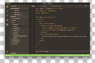 Computer Program Visual Studio Code Microsoft Visual Studio Source Code Theme PNG
