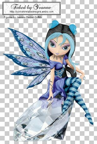 Fairy Figurine Strangeling: The Art Of Jasmine Becket-Griffith Statue PNG