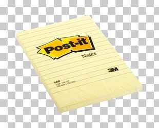 Post-it Note Adhesive Tape Paper Notebook Stationery PNG