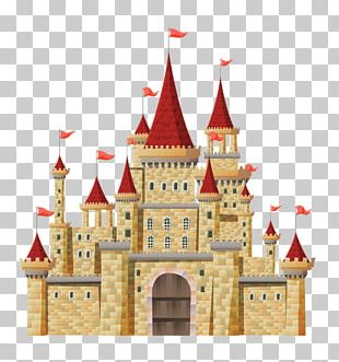 Sleeping Beauty Castle PNG