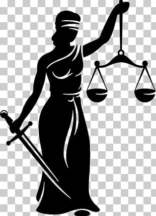 Themis Lady Justice PNG