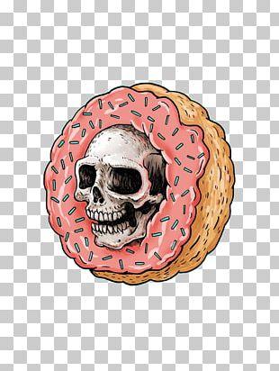 Doughnut Ice Cream T-shirt Muffin Chocolate PNG