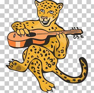 Jaguar Cartoon Drawing Png Clipart Animal Figure Animals
