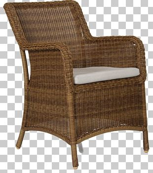 Wing Chair Garden Furniture PNG