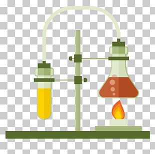 Laboratory Flask Experiment Test Tube PNG
