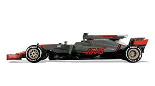 2017 FIA Formula One World Championship 2018 FIA Formula One World Championship Haas VF-17 Haas F1 Team Haas VF-16 PNG