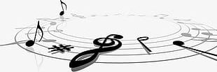 Musical Elements PNG