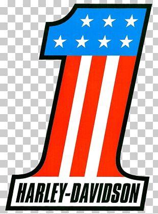Harley-Davidson Logo Decal PNG