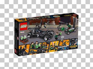Batman Superman LEGO 76045 DC Comics Super Heroes Kryptonite Interception Toy PNG