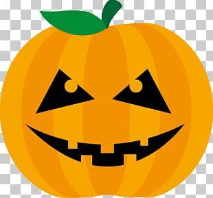 Jack-o'-lantern Pumpkin Happy Halloween! PNG