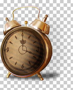 Alarm Clock Designer PNG