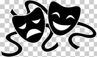 Drama Theatre Of Ancient Greece Comedy Mask PNG