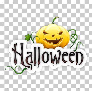 Halloween Card Jack-o'-lantern PNG