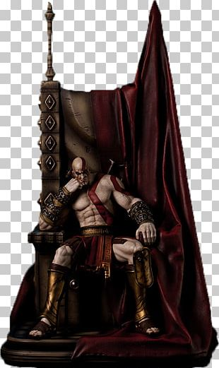 God Of War II Ares Kratos Video Game PNG