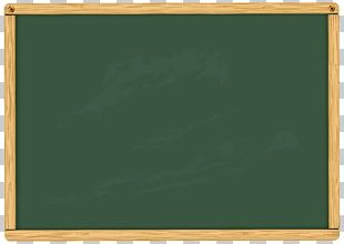 Blackboard Illustration PNG