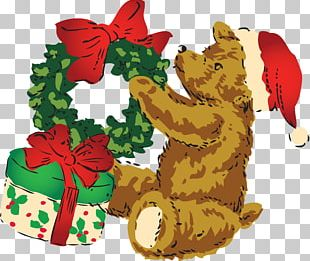 Christmas Tree Gift New Year PNG