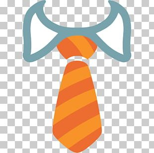 Emoji Necktie Clothing Accessories Text Messaging PNG