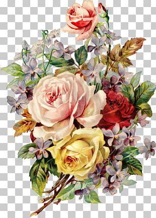 Flower Vintage Clothing Tattoo Floral Design Antique PNG
