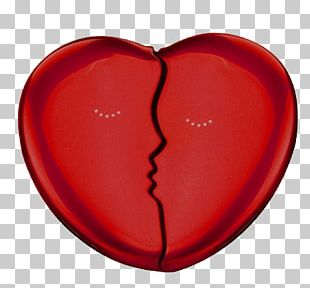 Heart Love Valentine's Day Red February 14 PNG