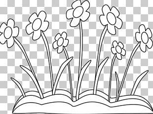 Flower Garden Free Content Illustration PNG