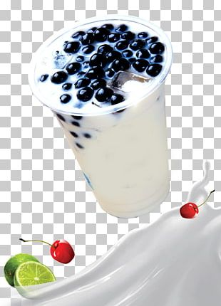 Bubble Tea Coffee Milk White Tea PNG
