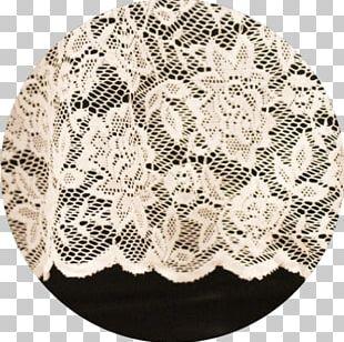 Place Mats Doily Crochet Pattern PNG