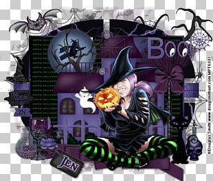 Cartoon Vampire Character Halloween Film Series PNG
