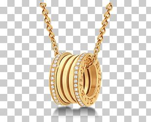 Charms & Pendants Bulgari Necklace Jewellery Colored Gold PNG